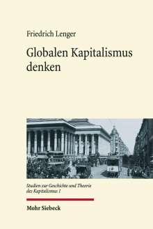 Friedrich Lenger: Globalen Kapitalismus denken, Buch