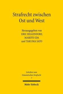 Strafrecht zwischen Ost und West, Buch