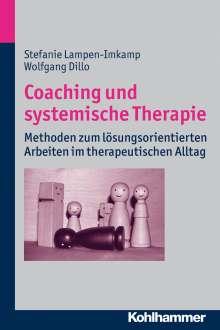 Stefanie Lampen-Imkamp: Coaching und systemische Therapie, Buch