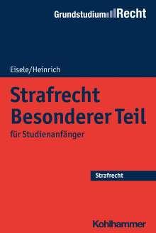 Jörg Eisele: Strafrecht Besonderer Teil, Buch