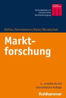 Heymo Böhler: Marktforschung, Buch