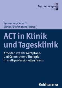 ACT in Klinik und Tagesklinik, Buch