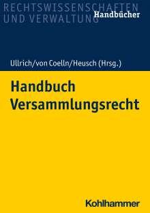 Michael Knape: Handbuch Versammlungsrecht, Buch