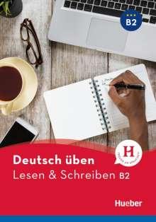 Anneli Billina: Deutsch üben. Lesen & Schreiben B2, Buch