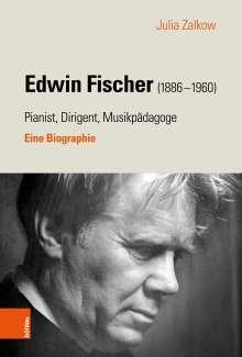 Julia Zalkow: Edwin Fischer (1886-1960), Buch