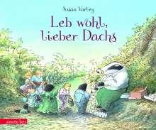 Susan Varley: Leb wohl, lieber Dachs, Buch