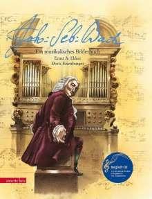 Ernst A. Ekker: Johann Sebastian Bach, Buch