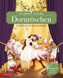 Susa Hämmerle: Dornröschen, Buch