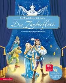 Marko Simsa: Die Zauberflöte, Buch