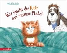 Ulla Mersmeyer: Was macht die Katz auf meinem Platz?, Buch