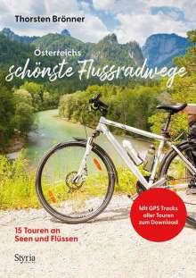 Thorsten Brönner: Österreichs schönste Flussradwege, Buch
