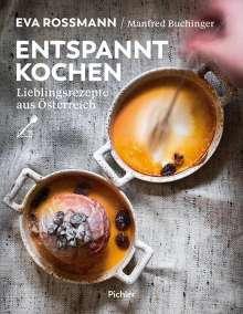 Eva Rossmann: Entspannt kochen, Buch