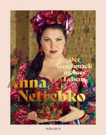 Anna Netrebko: Der Geschmack meines Lebens, Buch