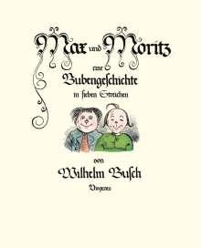 Wilhelm Busch: Max und Moritz, Buch