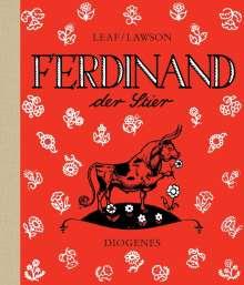Munro Leaf: Ferdinand der Stier, Buch