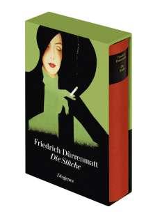Friedrich Dürrenmatt: Die Stücke, Buch