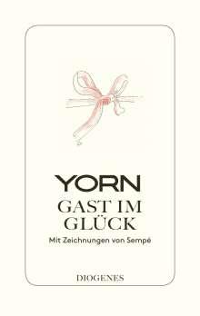 Yorn: Gast im Glück, Buch