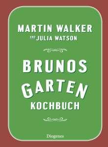 Martin Walker: Brunos Gartenkochbuch, Buch