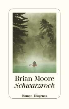 Brian Moore: Schwarzrock, Buch