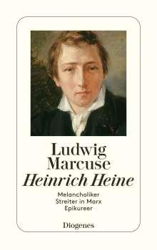 Ludwig Marcuse: Heinrich Heine, Buch