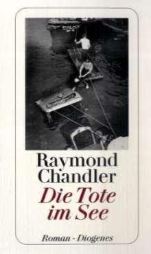 Raymond Chandler: Die Tote im See, Buch
