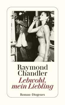 Raymond Chandler: Lebwohl, mein Liebling, Buch