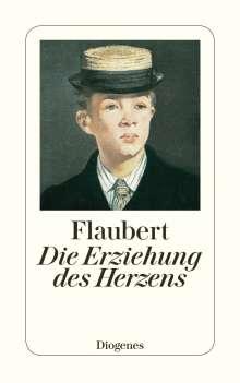 Gustave Flaubert: Die Erziehung des Herzens, Buch