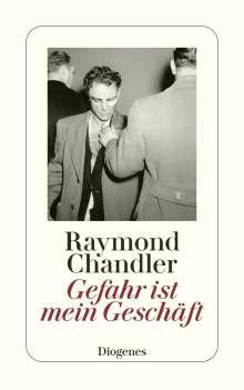 Raymond Chandler: Gefahr ist mein Geschäft, Buch