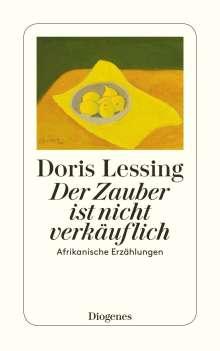 Doris Lessing: Der Zauber ist nicht verkäuflich, Buch
