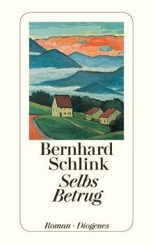 Bernhard Schlink: Selbs Betrug, Buch