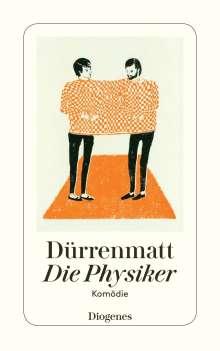 Friedrich Dürrenmatt: Die Physiker, Buch
