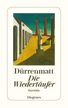 Friedrich Dürrenmatt: Die Wiedertäufer, Buch