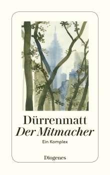 Friedrich Dürrenmatt: Der Mitmacher, Buch