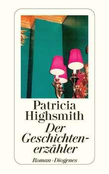 Patricia Highsmith: Der Geschichtenerzähler, Buch