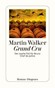 Martin Walker: Grand Cru, Buch
