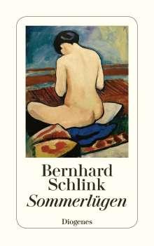 Bernhard Schlink: Sommerlügen, Buch
