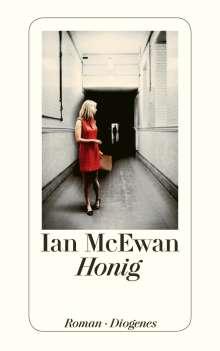Ian McEwan: Honig, Buch
