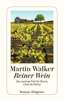 Martin Walker: Reiner Wein, Buch