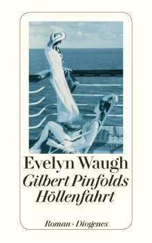 Evelyn Waugh: Gilbert Pinfolds Höllenfahrt, Buch