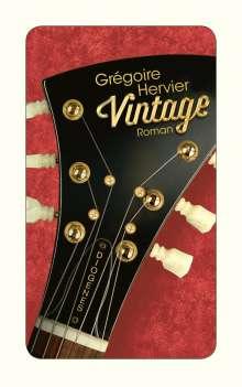 Grégoire Hervier: Vintage, Buch