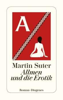 Martin Suter: Allmen und die Erotik, Buch
