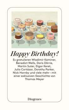 Happy Birthday!, Buch