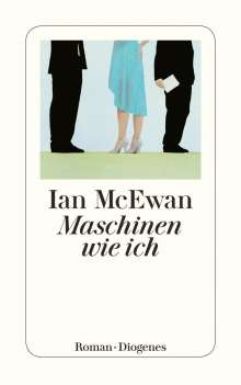 Ian McEwan: Maschinen wie ich, Buch