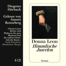 Donna Leon: Himmlische Juwelen, 6 CDs