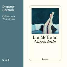 Ian McEwan: Nussschale, 4 CDs