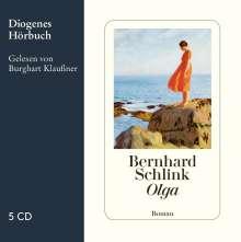 Bernhard Schlink: Olga, 5 CDs