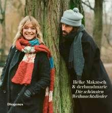 Heike Makatsch: Die schönsten Weihnachtslieder, CD