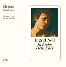 Ingrid Noll: In Liebe dein Karl, 5 CDs