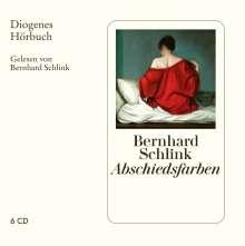 Bernhard Schlink: Abschiedsfarben, 5 CDs