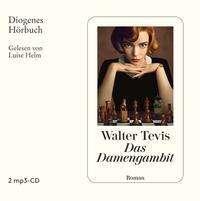 Walter Tevis: Das Damengambit, 2 CDs